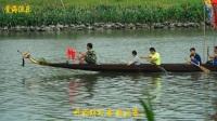 围观:岭南水乡扒龙舟