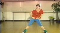 体育舞蹈-男子形体训练(头部旋转及腰部扭转动作)AVSEQ01