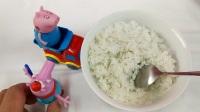 做韩国泡饭 动画片小猪佩奇玩具益趣园