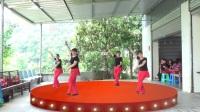 北碚怡园广场舞《永远的香巴拉》