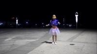 杨阳的舞蹈作品《大眼睛》