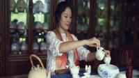 张婉婷--白瓷壶冲泡红茶茶艺表演