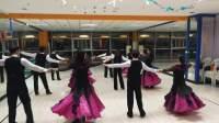 2018北京红卫舞蹈队 集体舞伦巴(1331137418)