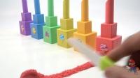 培乐多彩泥制作趣味玩具