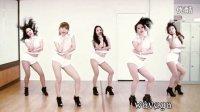 【画】韩国PSY鸟叔Gentleman美女Waveya舞蹈室超赞热舞版
