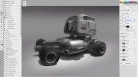 [PS]Scott.robertson教你用Photoshop绘制概念汽车设计效果图