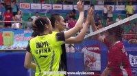 艾哈迈德/纳西尔VS张楠/赵芸蕾 2013羽毛球世锦赛 混双半决赛视频图片