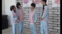 中学生心理剧视频《轻松面对》