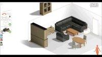 Blender Flash 的在线家具组合系统
