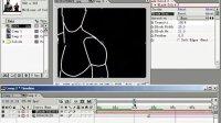 AE视频教程:蒙板动画1
