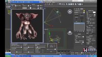CGWANG游戏模型贴图培训小怪物材质