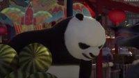 《功夫熊猫2》片花宣传之胖子也能干跟踪