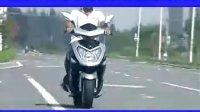 视频: 油电混合动力摩托车万源总代理-万源都市网