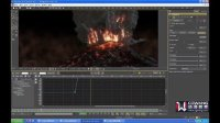 3dsmax粒子视频教学-火山喷发 CGWANG动漫教育