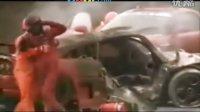 【2011最新】比赛场上最恐怖悲惨的车祸一幕  搞笑微博网址66.sn.cn