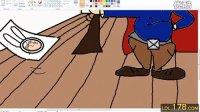 LOL英雄联盟视频 用画笔手绘的法外狂徒格雷夫斯,狗血极了