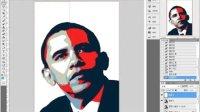 PS教程每日一教PS打造奥巴马海报效果