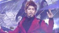 韓國SBS電視台人氣歌謠 第657期 120129
