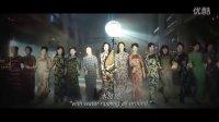 【电影】《金陵十三钗》原声主题曲评弹《秦淮景》MV