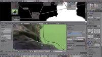 Blender Masking 实景 抠图 追踪 遮罩