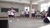 《兔子舞》小学生文艺汇演