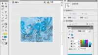 Flash CS4视频教程(中文版)6.4上机练习_图形填色