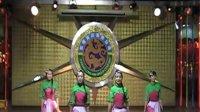 舞蹈《梦里水乡》-昆明尊龙新世纪广场表演