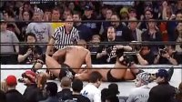 WWE洛克vs奥斯丁摔角狂热19 巅峰对决[中文解说]摔
