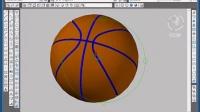 CAD篮球建模