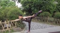 上海舞娘摄像:《2014年立夏我的侧手翻》