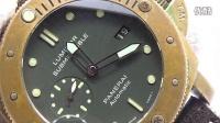 沛纳海pam382 zf厂完美复刻 青铜版 高仿表 复刻手表 www.repwatch.cc/noob手表/n厂手表/n厂官网