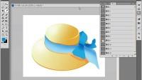 [PS]平面设计ps教程卡通帽设计 photoshop视频自学案例