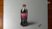 【藤缠楼】意大利立体画家手绘可口可乐3D画 [Marcello Barenghi]