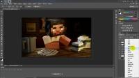 icrdr minecraft 动画美图教室 018 室内布光