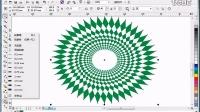 18.多边形星形复杂星形的技巧 CorelDRAW教程 CorelDRAWX7 CorelDrawX6 CDR教程 CDR下载
