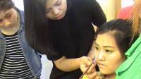 成都化妆学校  成都魅俪时尚形象设计化妆培训学校 专业化妆培训学校