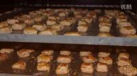 南宁优美西点烘焙学校课堂示范--鸡仔饼