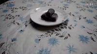 水晶西米紫薯卷