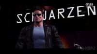 WWE 2K16 Entrances- T-800 Terminator