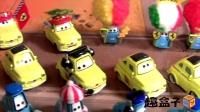 赛车总动员 卡布 奇诺 收藏版 车模 玩具 试玩