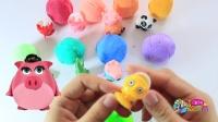 儿童早教欢乐谷 2016 亲子游戏谷哥发现七彩橡皮泥中的玩具 112