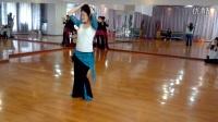莱丽艺术培训 肚皮舞初级入门教学舞蹈背面视频  演出 鼓点舞