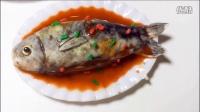 迷你食玩!【小葩手绘】自制超人气红烧鱼,迷你食玩,超轻粘土食玩教程