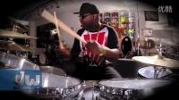 ★ME威律动★Gerald Heyward - Plays DW Drums (100% GoPro)