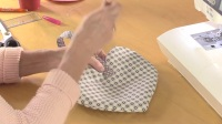 情人节爱心手提包制作教程-国外手工