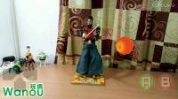 【机器人偶】宫本武藏练刀,遭遇忍者及水果的突袭。