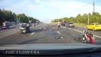 【雷子的空间】严重车祸交通事故录像锦集!