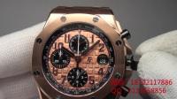 JF厂爱彼26470 3126机芯 高仿爱彼手表 一比一复刻爱彼手表