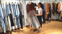 【ANY-ALL必然】深圳高端品牌 17秋冬 休闲棉麻女装