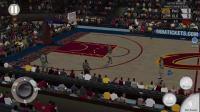 NBA2K17:【华仔解说】日常录制杰弗森狂飙三分骑士大胜欧洲队18分 点击订阅